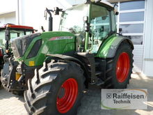 Used 2015 Fendt 313