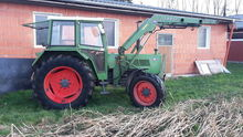 1978 Fendt Farmer 108 LS