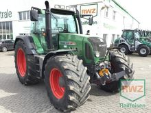 Used 2007 Fendt 820