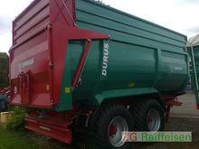 2013 Farmtech Durus 2000