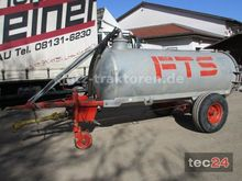 Used 1987 FTS 3000 L