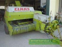Used Claas Markant 5