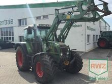 Used 2000 Fendt 411