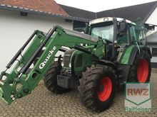 Used 2006 Fendt 412