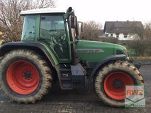 Used 2002 Fendt 712