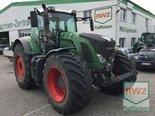 Used 2012 Fendt 936