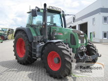 Used 2010 Fendt 415