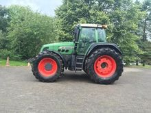 2002 Fendt Favorite 926 Vario
