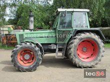 1986 Fendt Farmer 311 LSA