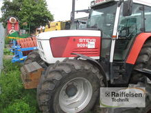 Used Steyr 9094 in E