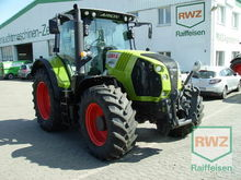 Used Claas Arion 530