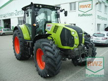 Used 2016 Claas Ario