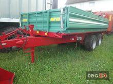 2013 Farmtech TDK 800