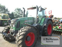 Used 2011 Fendt 712