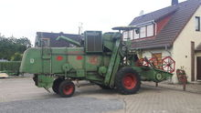 Used 1965 Claas Mata