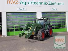 Used 2010 Fendt 411