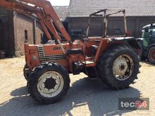 Used Fiat 680 DT in