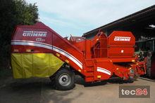 2012 Grimme SE 140