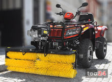 2016 Honda Kehrmaschine für ATV