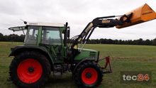 Used 2000 Fendt 309