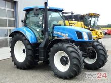 2016 New Holland T 6.175 Electr