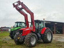 2012 Massey Ferguson MF 6480 Dy