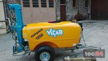 2007 Vicar Vicar 1200 Turbine 4