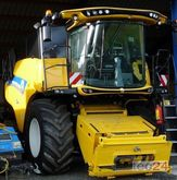 2016 New Holland CR 8.80
