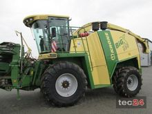 Used 2009 Krone Big