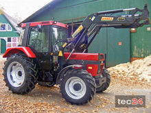 Used Case IH 844 + F