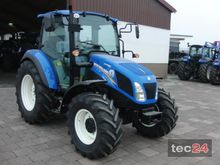 2015 New Holland T 4.55 PowerSt