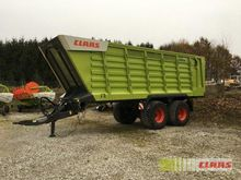 Used 2015 Claas Carg