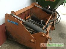 Used Baas Silageschn