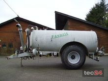 2007 Favorit 11.500 Liter