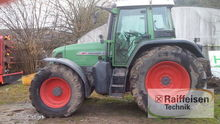 Used 2001 Fendt Favo