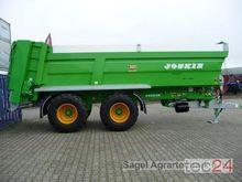 2014 Joskin Ferti-SPACE FS6511/