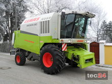 Used 2008 Claas Medi