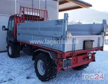 2013 Lindner Trailer / tipper