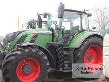 2015 Fendt 722 Vario Profi Plus