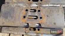 Used CAT Baggerplatt