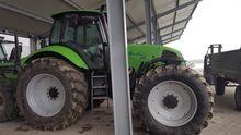 2002 Deutz-Fahr Agrotron 260