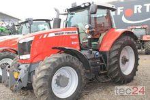 2014 Massey Ferguson MF 7624 Dy