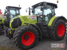 2015 Claas Arion 620 Cmatic