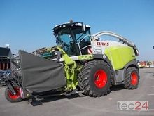 Used 2012 Claas Jagu