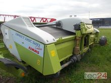 2009 Claas Direct Disc 520 Cont