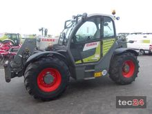 Used 2014 Claas Scor