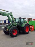 2013 Fendt 720 Profi Plus RTK