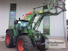 Used 2000 Fendt 714