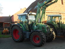Used 2005 Fendt 412