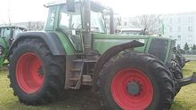Used 2000 Fendt 924